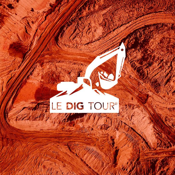 Le Dig Tour Road Show